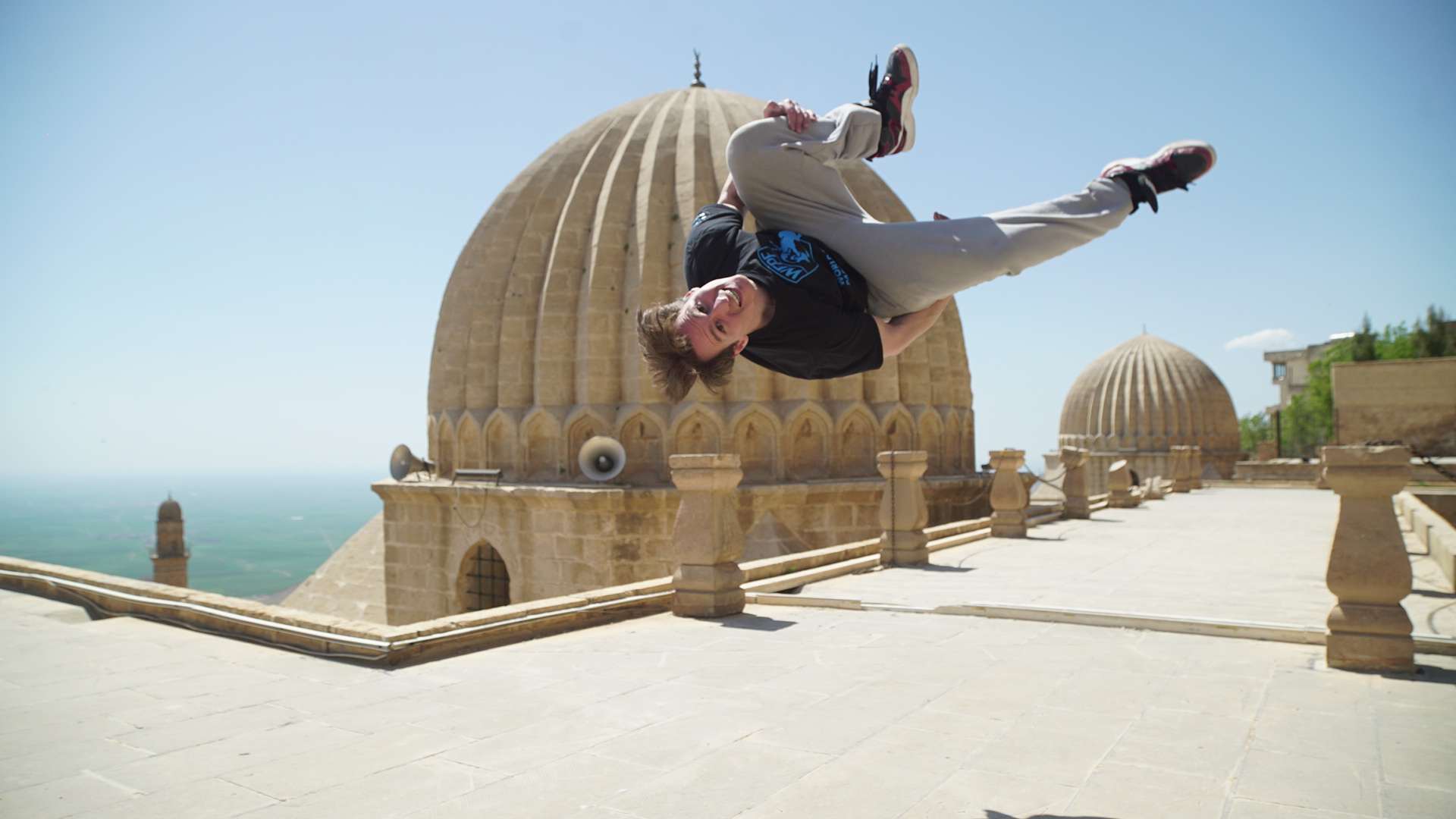 The World Parkour Championship heads to Turkey
