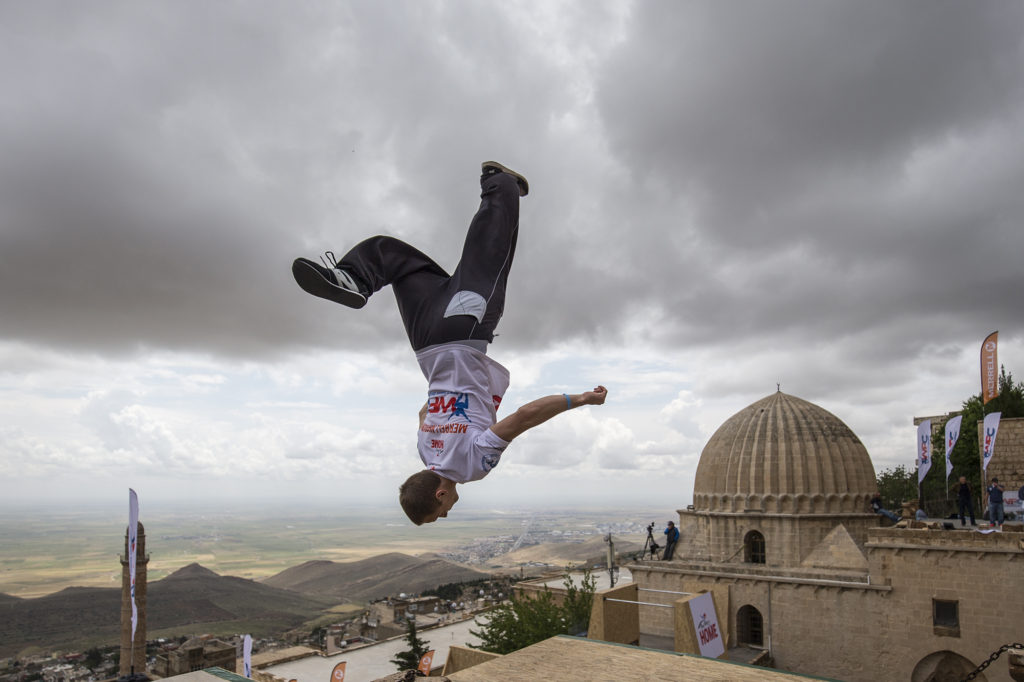 World Parkour Championship Mardin 2018